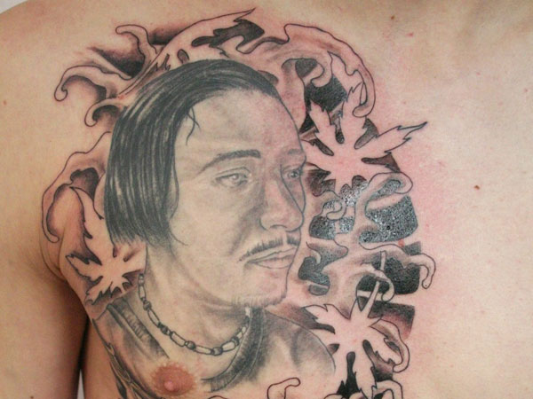 Realistic Tat For Guys