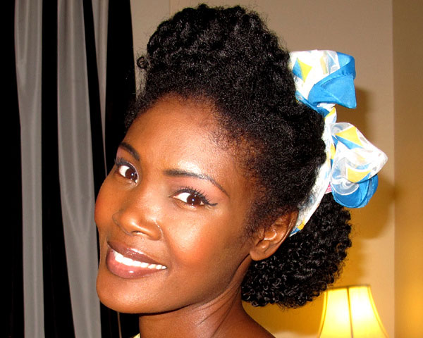 Black Updo Hair Styles: 25 Luscious Updo Hairstyles For Black Women