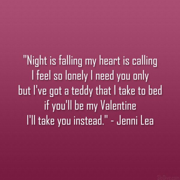 Jenni Lea Poem