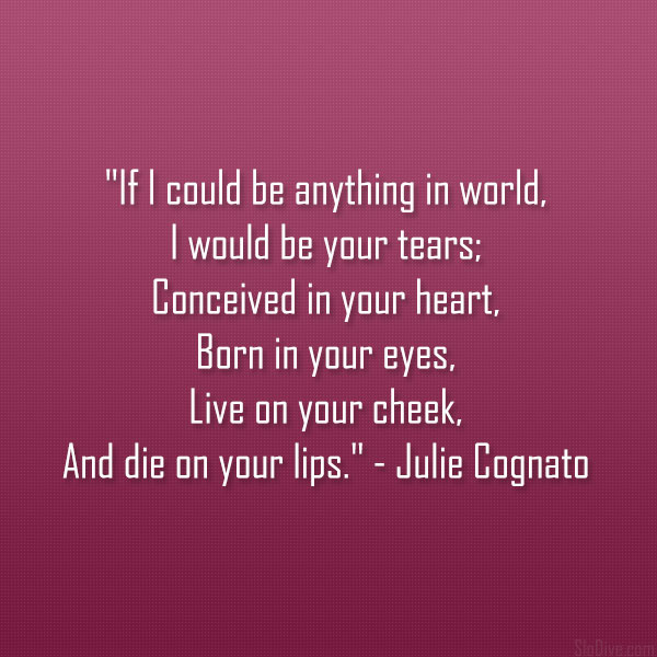 Julie Cognato Quote