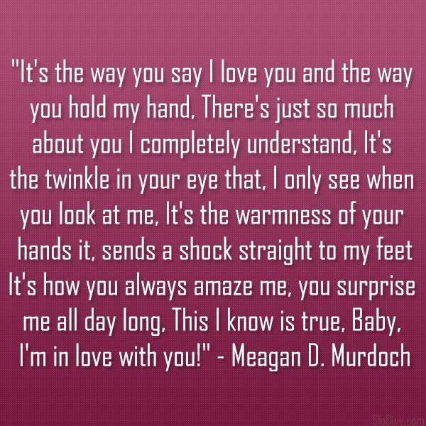 Meagan Poem