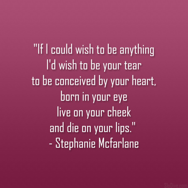 Stephanie Mcfarlane Poem