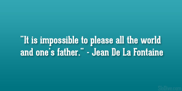 Jean D.L. Fontaine Quote