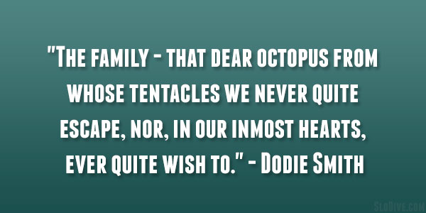 Dodie Smith Quote