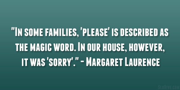 Margaret Laurence Quote