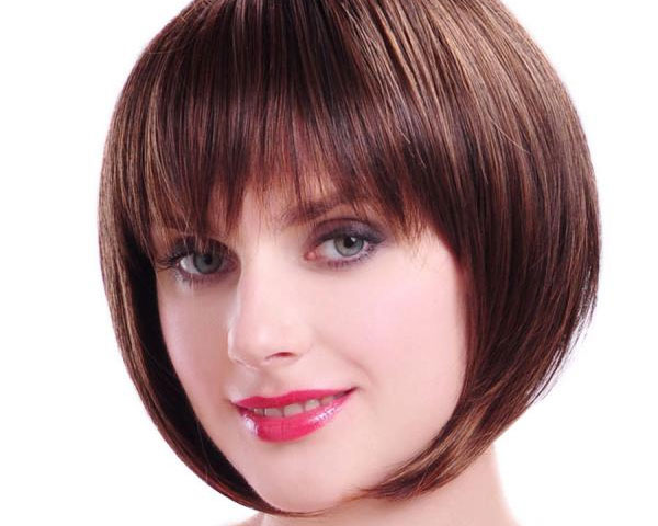 29 Dainty Short Hairstyles With Bangs For 2013
