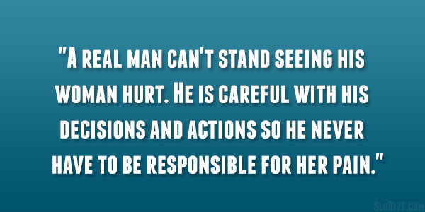 Quotes About Men Who Hurt Women