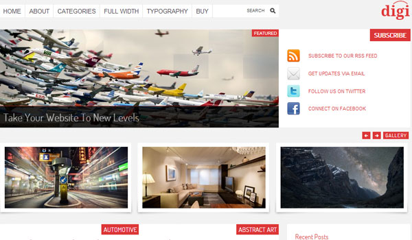 digi 41 Best WordPress Themes