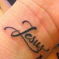 22 Pious Christian Tattoos For 2013