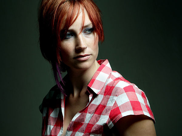 Cool Colored Hairstyle