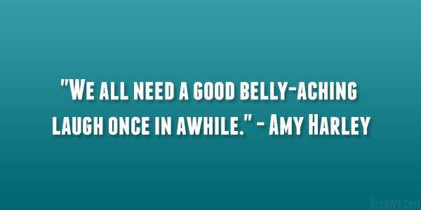 Amy Harley Quote
