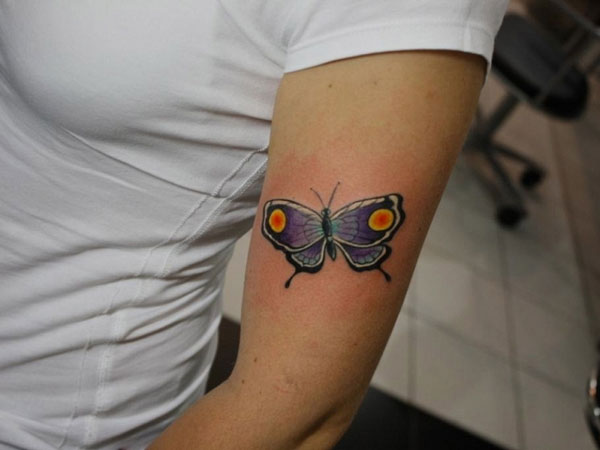 Freely Realistic Tattoo