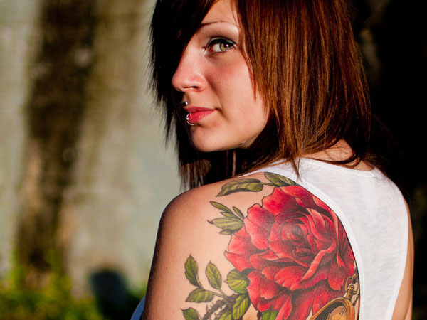 rose 48 Must See Free Tattoo Designs For 2013