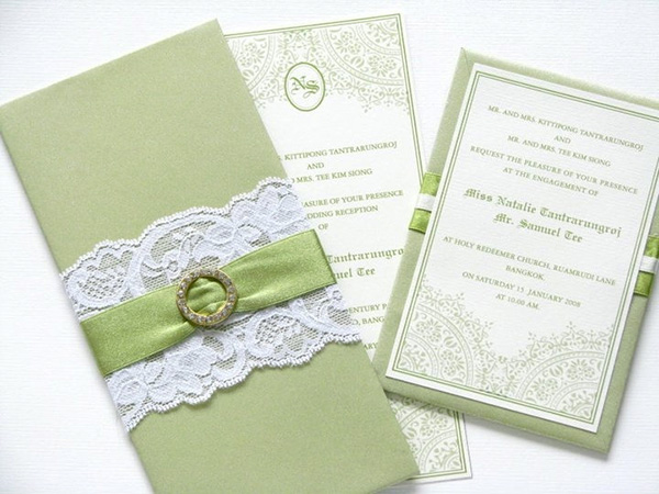 Hand Made Invitation