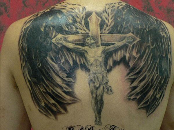 Wings Sacred Tattoo