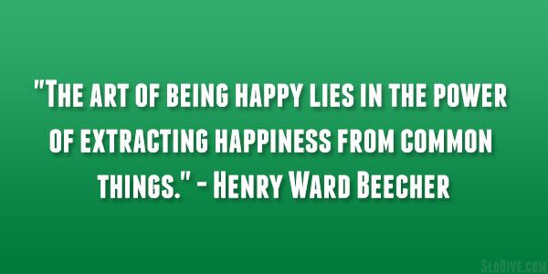 henry ward beecher quote 26 Happy Monday Quotes to Start Your Week
