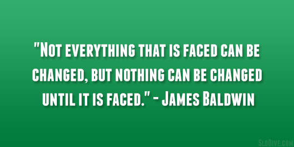 james baldwin quote 26 Happy Monday Quotes to Start Your Week