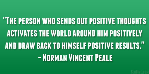 norman vincent peale quote 26 Happy Monday Quotes to Start Your Week
