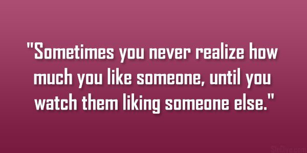 Quotes About Liking Someone 32 Distinguished Collections Slodive
