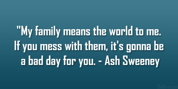 Ash Sweeney Quote