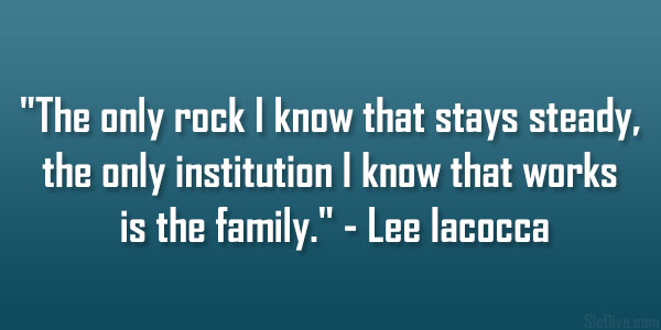 Lee Iacocca Quote