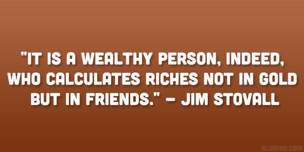 Jim Stovall Quote