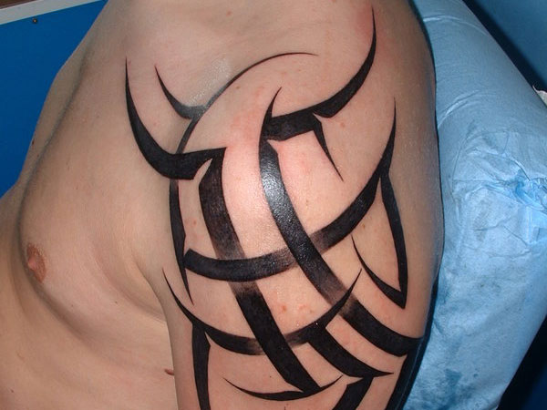 Tribal Arm & Shoulder