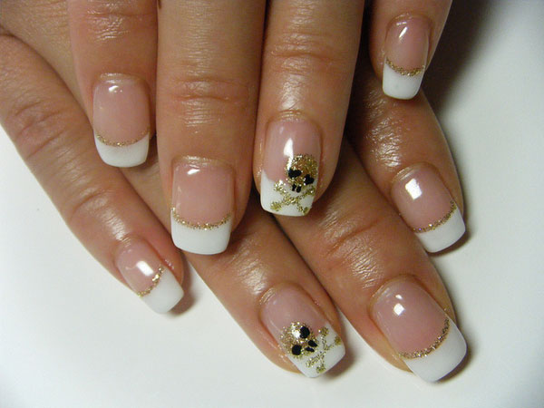 36 simple nail designs which are fabulous gel nail prinsesfo Images