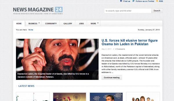 News Magazine 24
