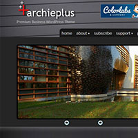 16 Structured WordPress Themes for Architects