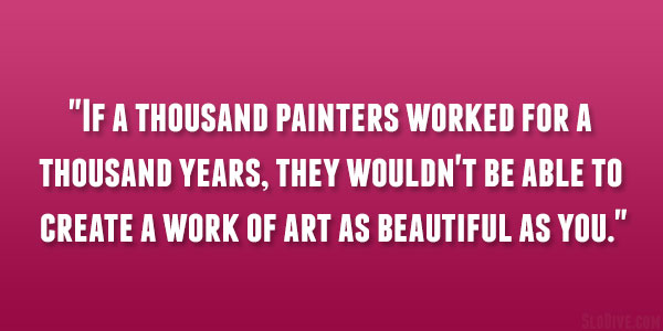 Thousand Painters