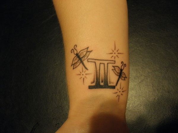 Sign of Two Tat