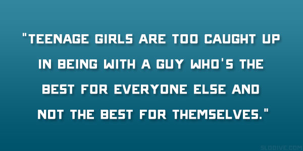 Quotes For Teenage Girls Unique 25 Funny Teenage Quotes To Make You Smile