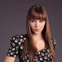 34 Stirring Long Hairstyles With Bangs For 2013