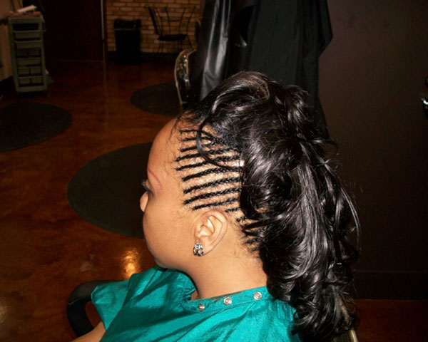long 22 Fascinating Mohawk Hairstyles For Black Women