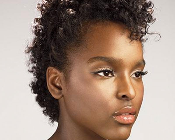 nice hairstyle 22 Fascinating Mohawk Hairstyles For Black Women