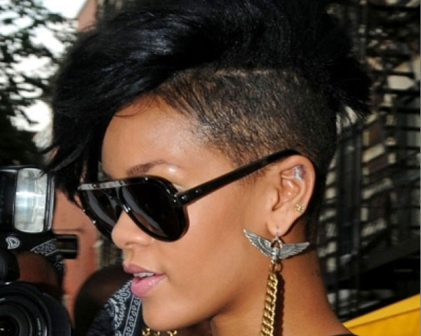 smile 22 Fascinating Mohawk Hairstyles For Black Women
