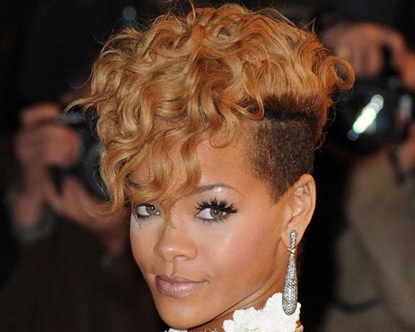 Curls Mohawk Diva