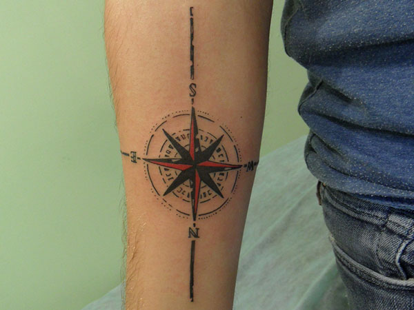 26 Cool Nautical Star Tattoos For 2013