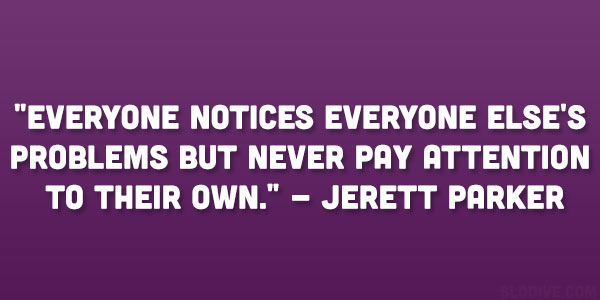 Jerett Parker Quote