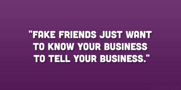 Tell Your Business