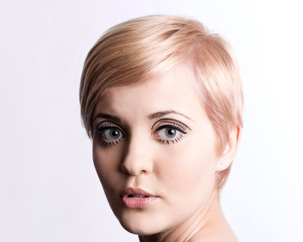 Lovely Short Hairstyle