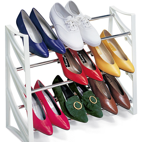Slanting Shoe Rack