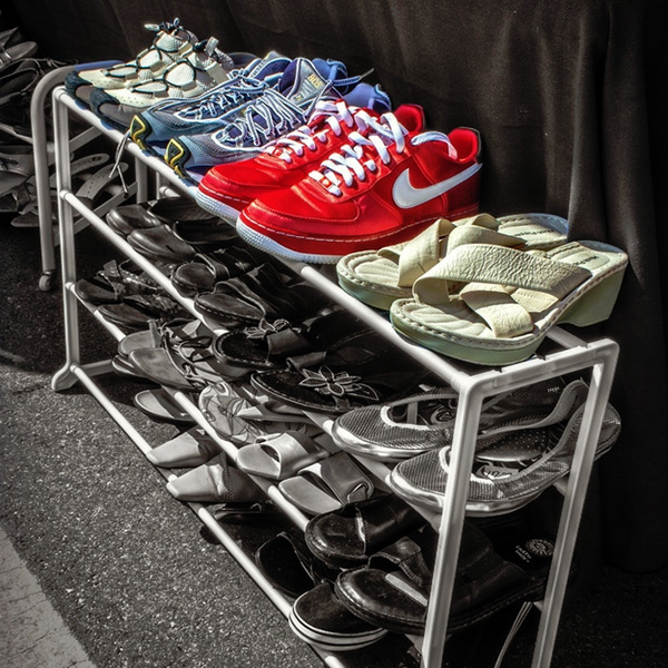 Simple Shoe Racks