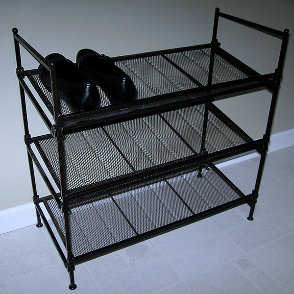 See-through Shoe Rack