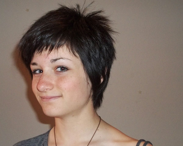 Incredible 27 Stylized Short Shag Hairstyles For 2013 Short Hairstyles For Black Women Fulllsitofus