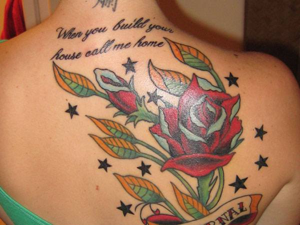 shouldertat 26 Cool Tattoo Ideas For Moms