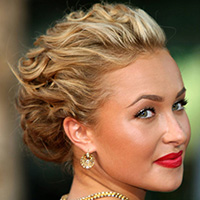 27 Refreshing Updo Hairstyles For Short Hair