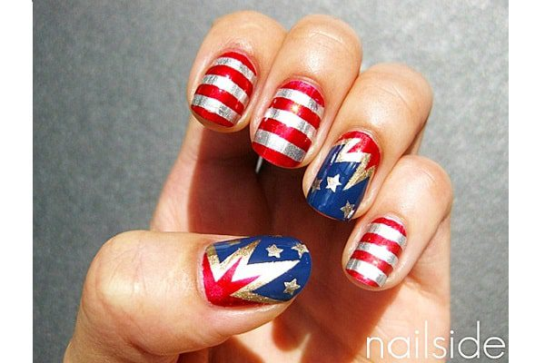 5 Holidays For Different Nail Designs