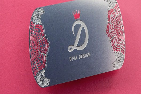 Divas Business Card